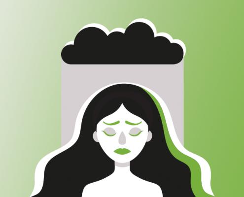 Beitrag Haarausfall und Psyche
